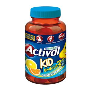 Béres Actival Kid Omega gumivitamin - 30db