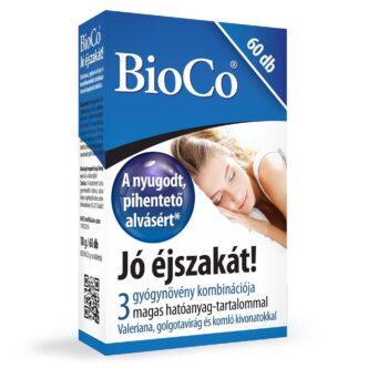 BioCo Jó éjszakát tabletta - 60db