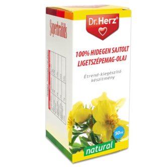 Dr. Herz Hidegen sajtolt ligetszépemag-olaj - 50ml