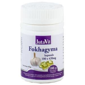 Jutavit Fokhagyma kapszula - 100db