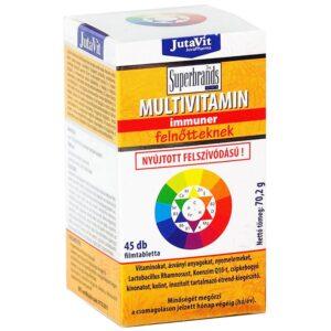 Jutavit Multivitamin felnőtteknek tabletta - 45db