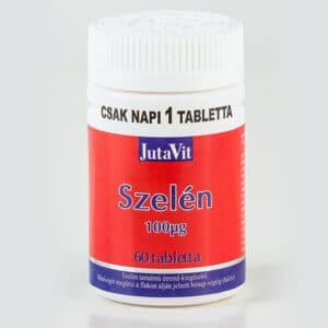 Jutavit szelén tabletta - 60db