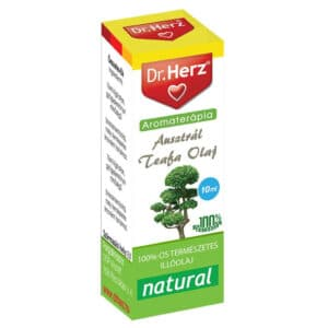 Dr. Herz Ausztral teafa illóolaj 10ml