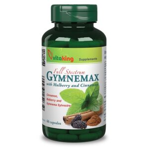 Vitaking Gymnemax kapszula - 60db