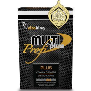 Vitaking Multi Plus Profi Multivitamin csomag - 30db