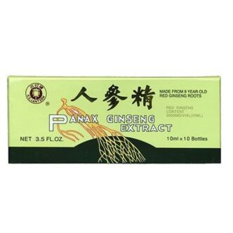 Dr. Chen ginseng panax extractum ampulla – 10x10ml