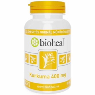 Bioheal Kurkuma kapszula - 70db