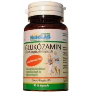 Nutrilab Glükozamin kapszula - 30db