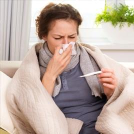 Influenza, megfázás, allergia