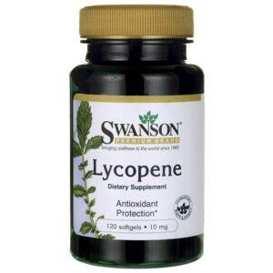 Swanson Lycopene (Likopen) lágyzselatin kapszula - 120db