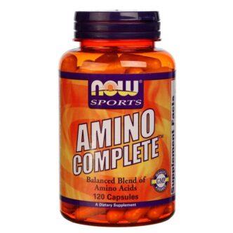 Now Amino Complete kapszula - 120db