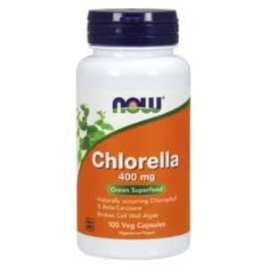 Now Chlorella kapszula - 100db