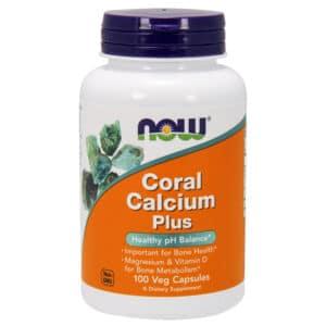 Now Coral Calcium Plus kapszula - 100db
