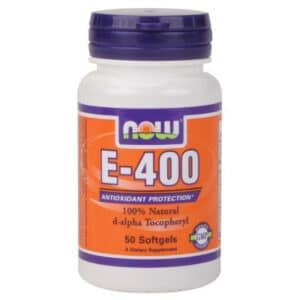 Now E-400 kapszula - 50db