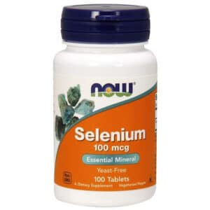Now Selenium 100mcg kapszula - 100db