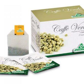 Specchiasol Zöld kávé filteres tea - 20db