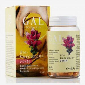 GAL bio curcumin+ forte kapszula - 60dbGAL bio curcumin+ forte kapszula - 60db