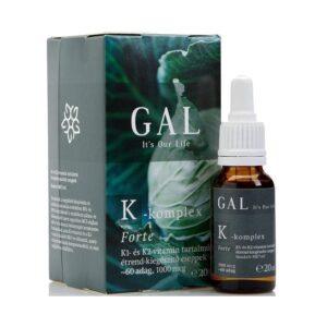 GAL K-komplex forte cseppek - 20ml