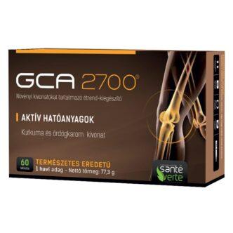 GCA 2700 porc és ízületvédő tabletta - 60db