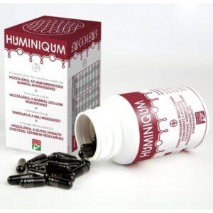 Huminiqum huminsav alapú kapszula - 120db