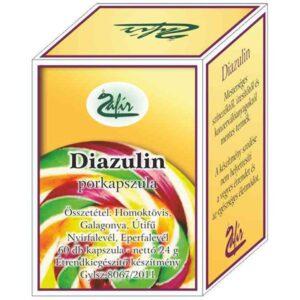 Zafir diazulin porkapszula