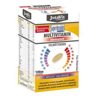 Jutavit Multivitamin felnőtteknek tabletta - 100db