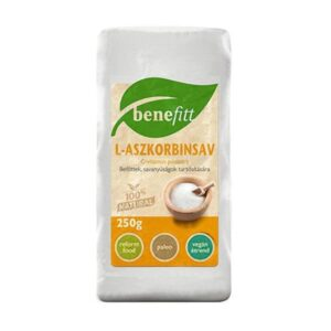 Interherb Benefitt L-Aszkorbinsav - 250g