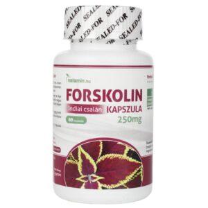 Netamin Forskolin kapszula - 60db