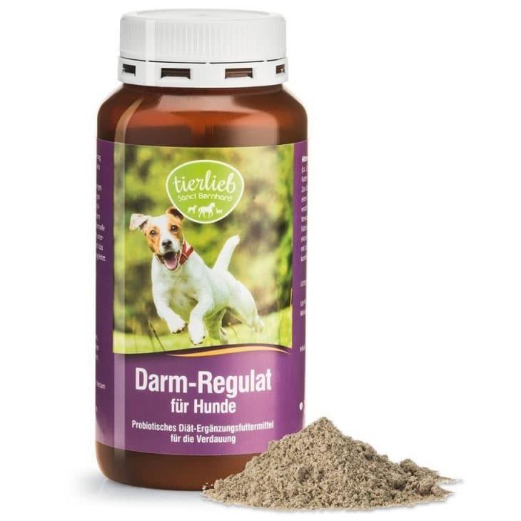 Sanct Bernhard Emésztésjavító kutyáknak étrend-kiegészítő por - 160g