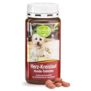Sanct Bernhard Szív és érrendszer erősítő tabletta kutyáknak - 180db