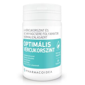 Pharmacoidea Optimális vércukorszint - 30db