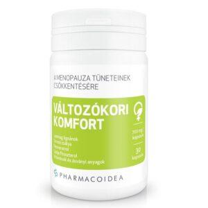Pharmacoidea Változókori komfort kapszula - 30db