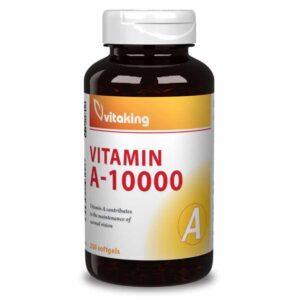 Vitaking A-10000NE vitamin gélkapszula - 250db