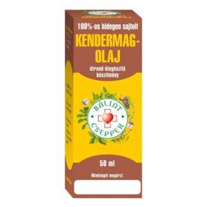 Bálint Cseppek kendermagolaj 100% - 50 ml
