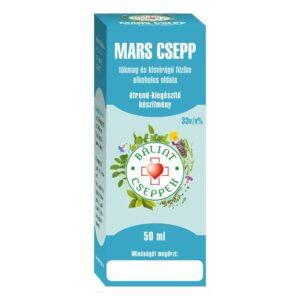 Bálint Cseppek mars csepp - 50 ml