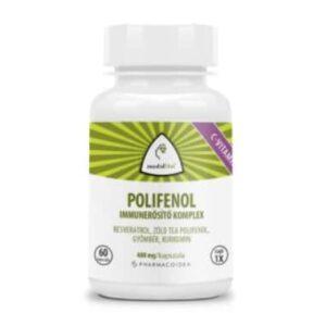 Mentalfitol Polifenol Immunerősítő Komplex kapszula – 60db