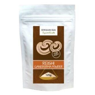 Organiqa Bio Reishi-Ganoderma por - 125g