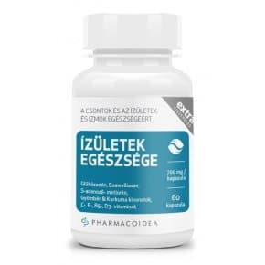 Pharmacoidea Ízületek egészsége Extra kapszula – 60db