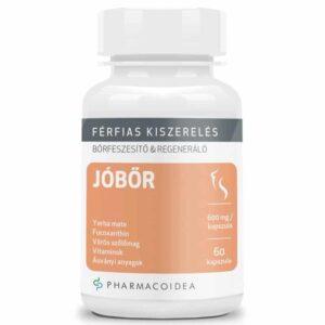 Pharmacoidea Jóbőr Extra kapszula – 60db