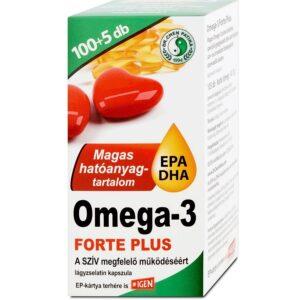 Dr. Chen Omega-3 Forte Plusz kapszula