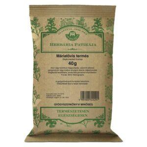 Herbária máriatövismag tea