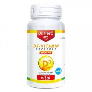 dr-herz-d3-vitamin-4000-ne-lagyzselatin-kapszula-60db
