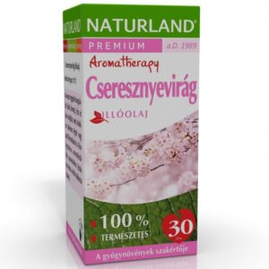 Naturland Cseresznyevirág illóolaj - 10ml