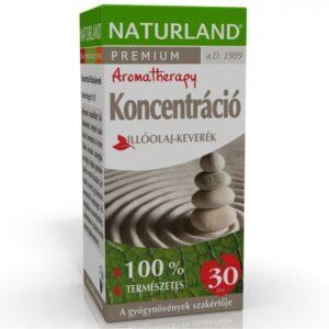 Naturland Koncentráció illóolaj - 10ml
