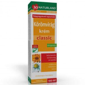 Naturland Classic Körömvirág krém - 100ml