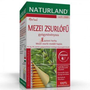 Naturland Mezei zsúrlófű tea - 25 filter