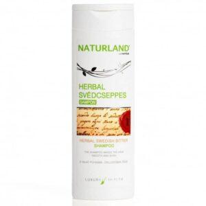 Naturland Herbal svédcseppes sampon - 200ml