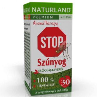 Naturland Szúnyog STOP illóolaj keverék - 10ml