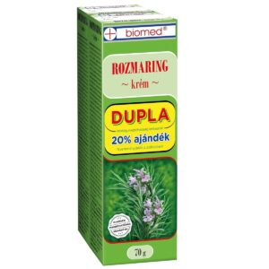 Biomed-rozmaring-krem-dupla-70g