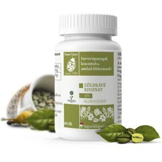 Natur Tanya Zöld kávé tabletta - 60db
